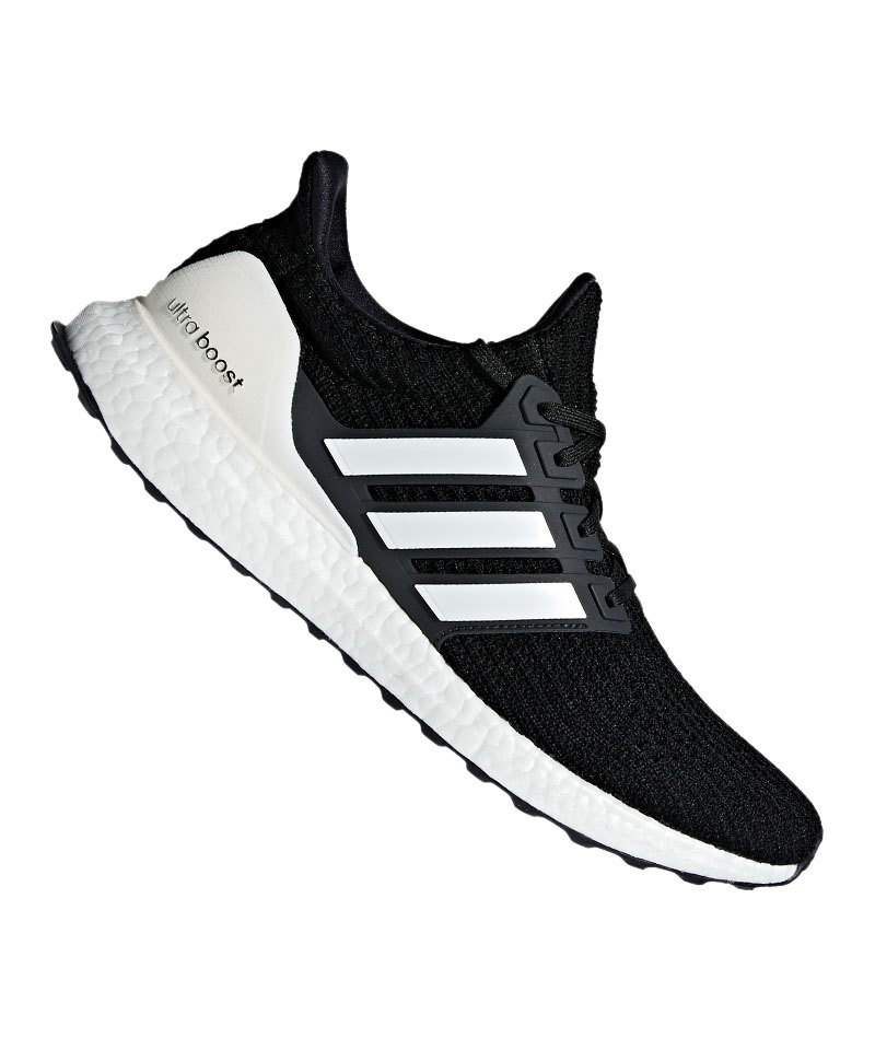 8f28405cb00 adidas Ultra Boost Running Schwarz Weiss Silber - schwarz