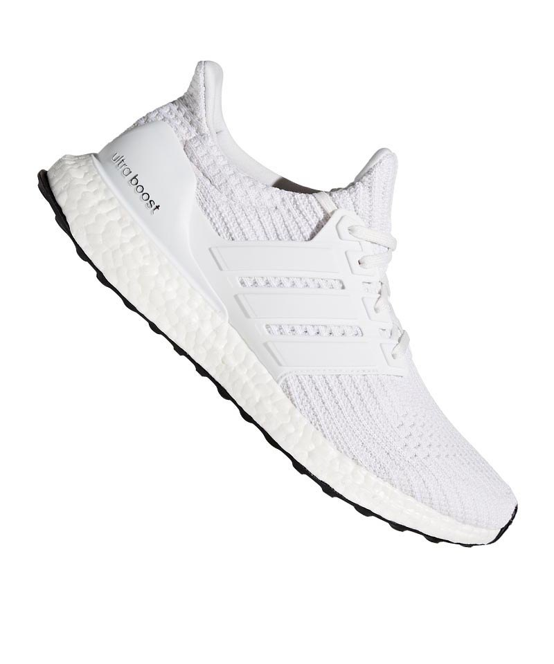 adidas Ultra Boost Running Weiss