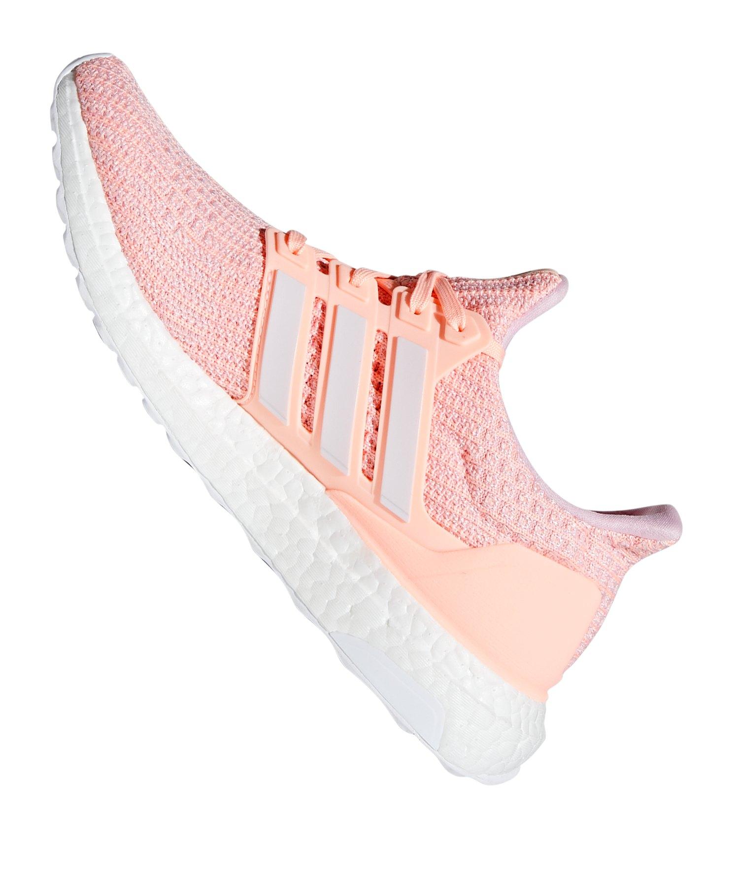 Sneaker Boost Rosa Weiss Damen Ultra Adidas ZnOk0NwX8P
