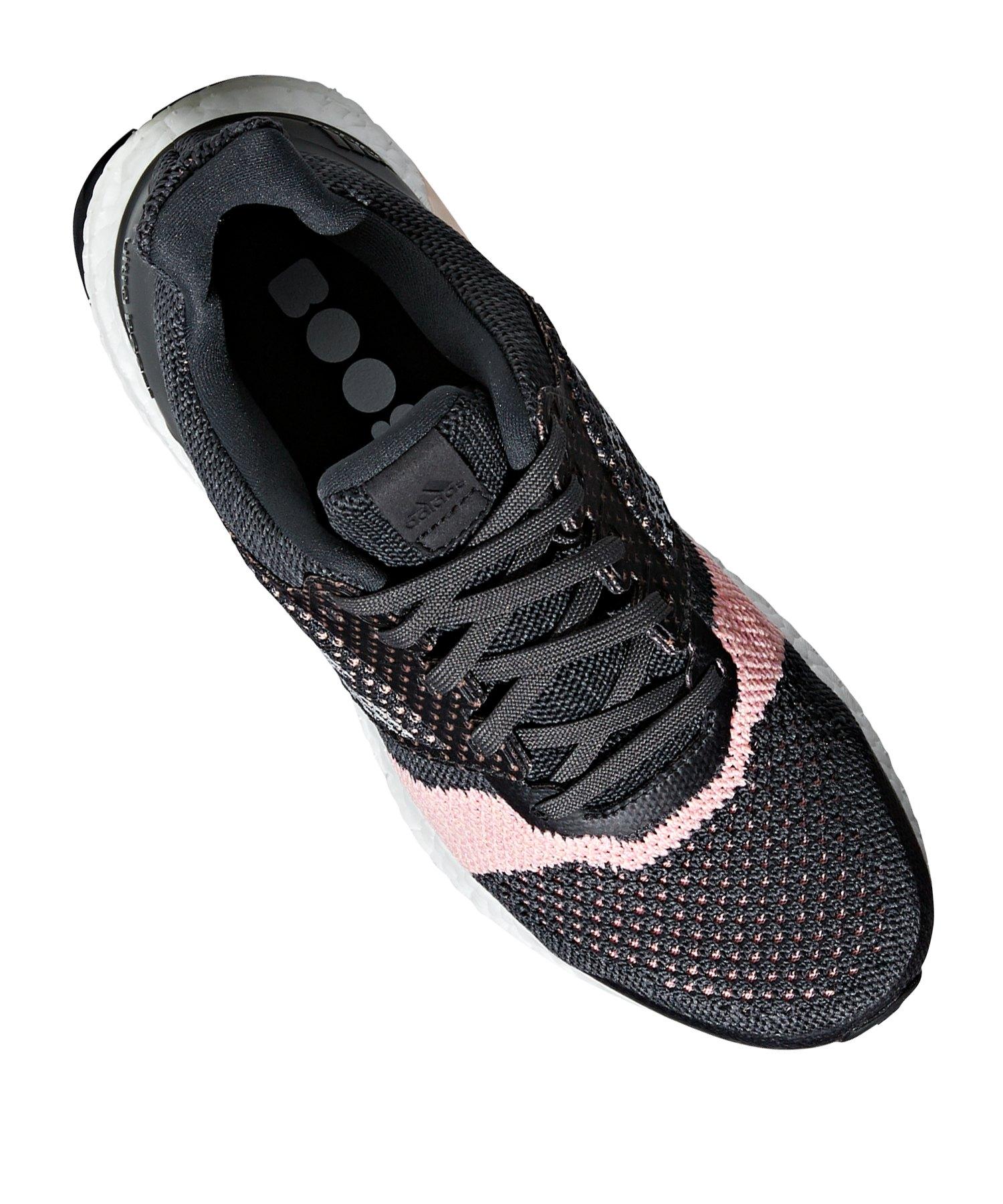 adidas Ultra Boost ST Running Damen Grau Rosa