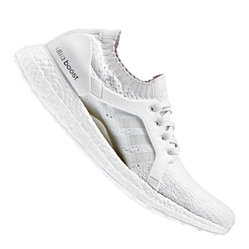 adidas Ultra Boost X Running Damen Weiss Grau
