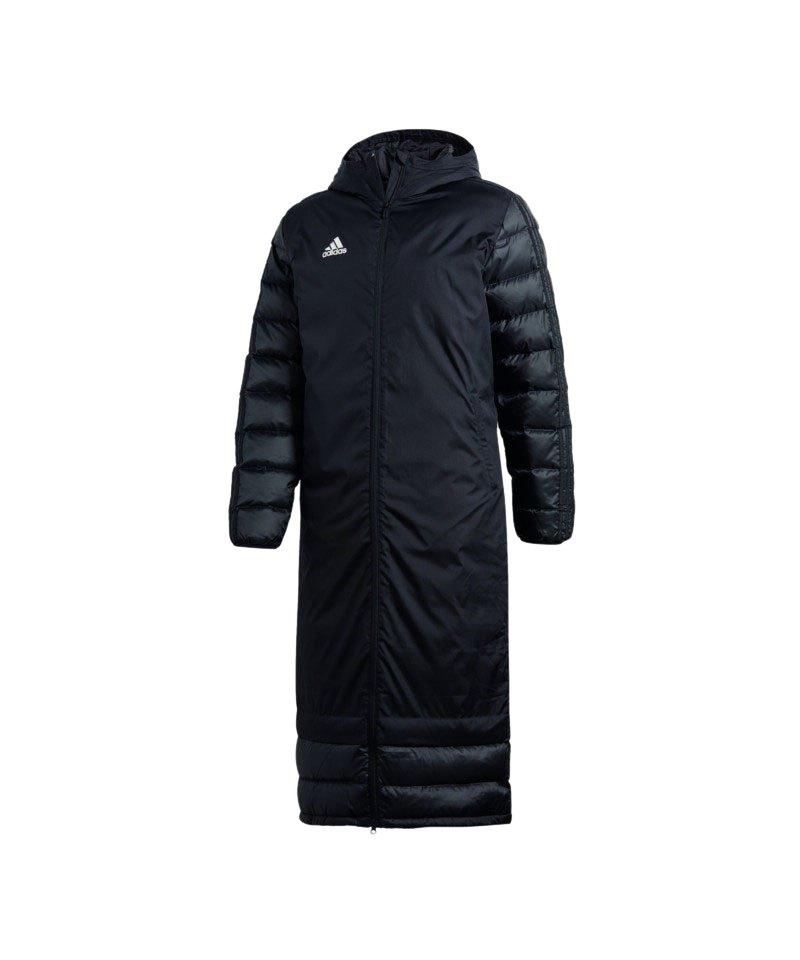 63baf17e018894 adidas Condivo Winter Coat 18 Mantel Schwarz