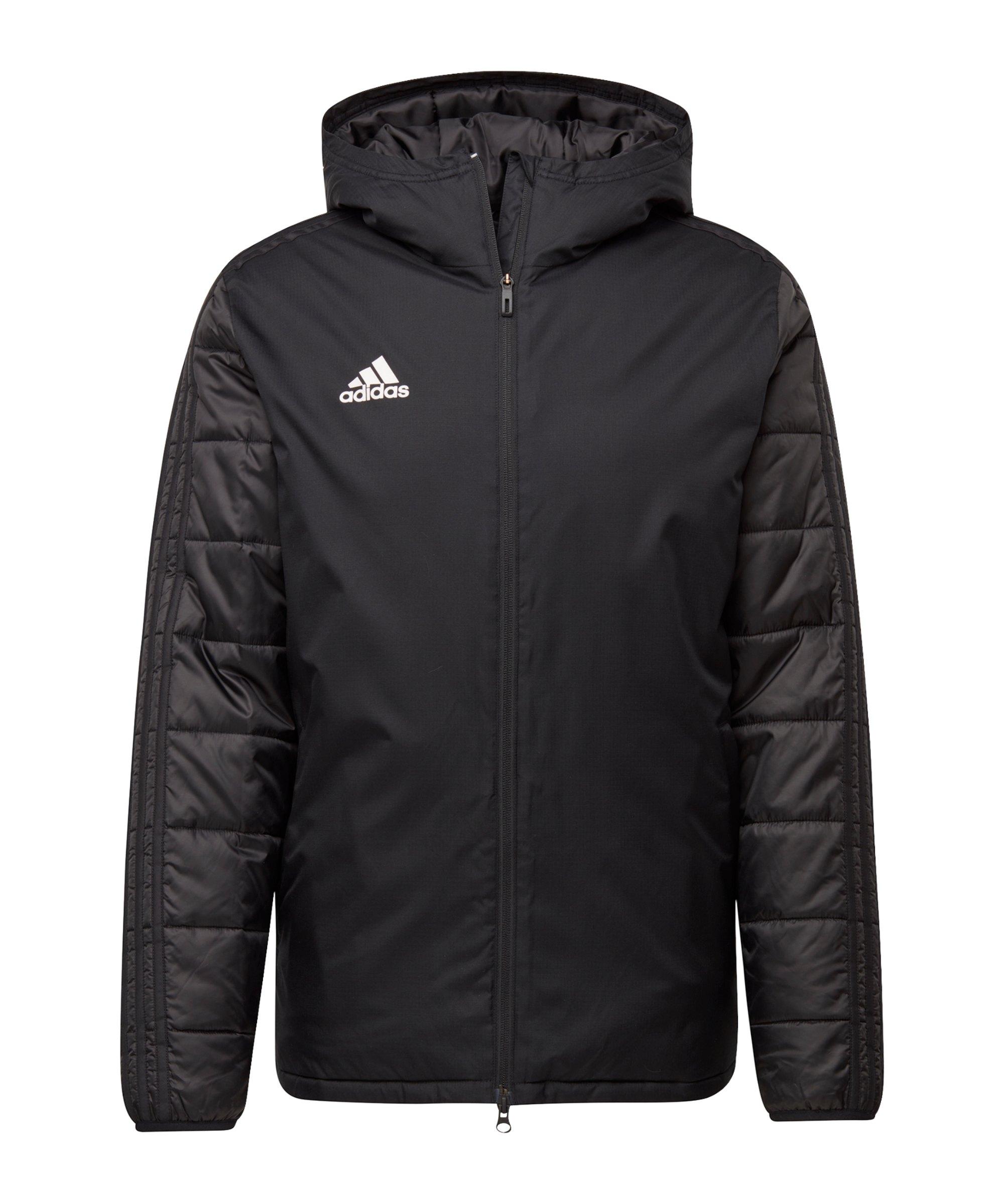 Condivo Adidas Winter Jacket Jacke Schwarz 18 OXiuTPkZ