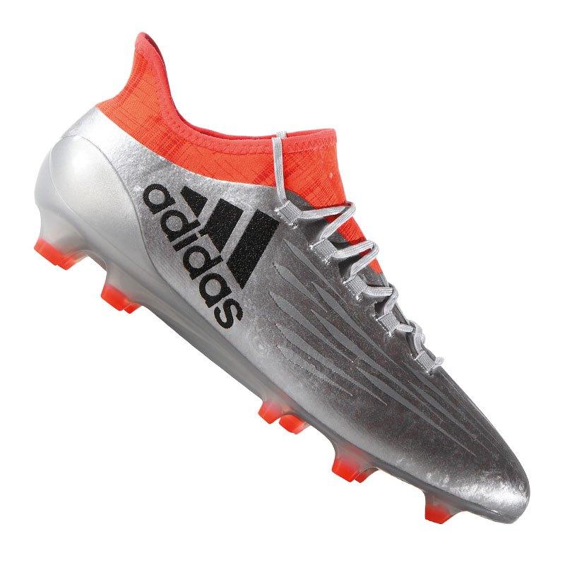 adidas X 16.1 FG Silber Orange