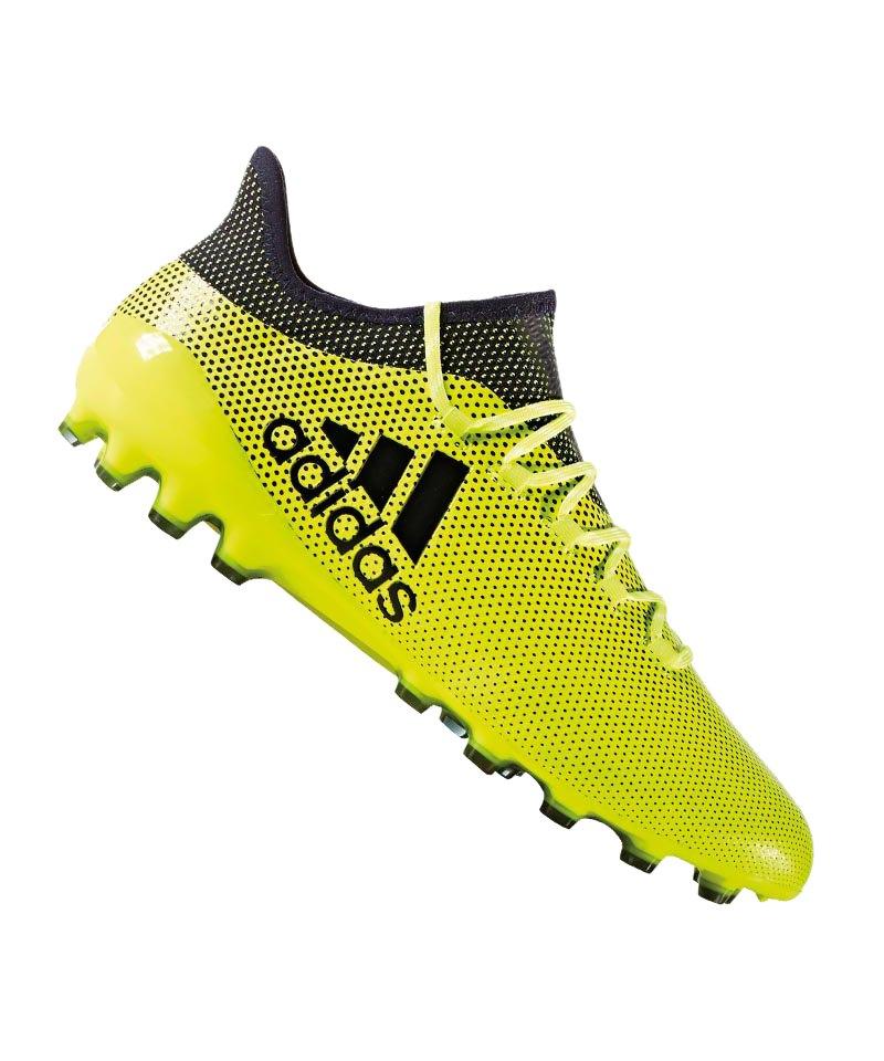 adidas X 17.1 AG Gelb Blau