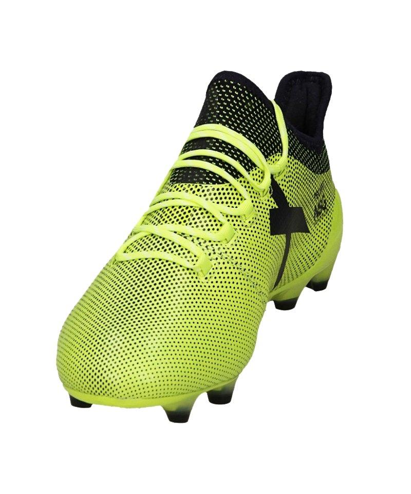 ... adidas X 17.1 FG Gelb Blau - gelb ... fcbcd209f2c2