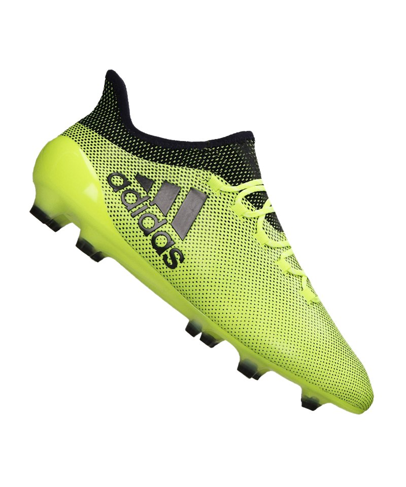official photos 2edea 9276e adidas X 17.1 FG Gelb Blau
