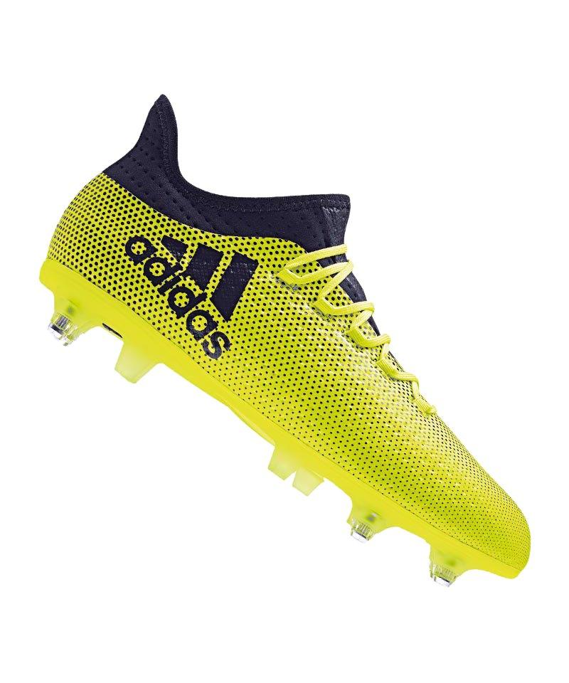 0db551c64c7a adidas X 17.2 SG Gelb Blau - gelb