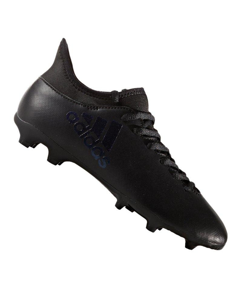 Adidas X 17.3 FG Kinder Fußballschuh future weiß energy blau