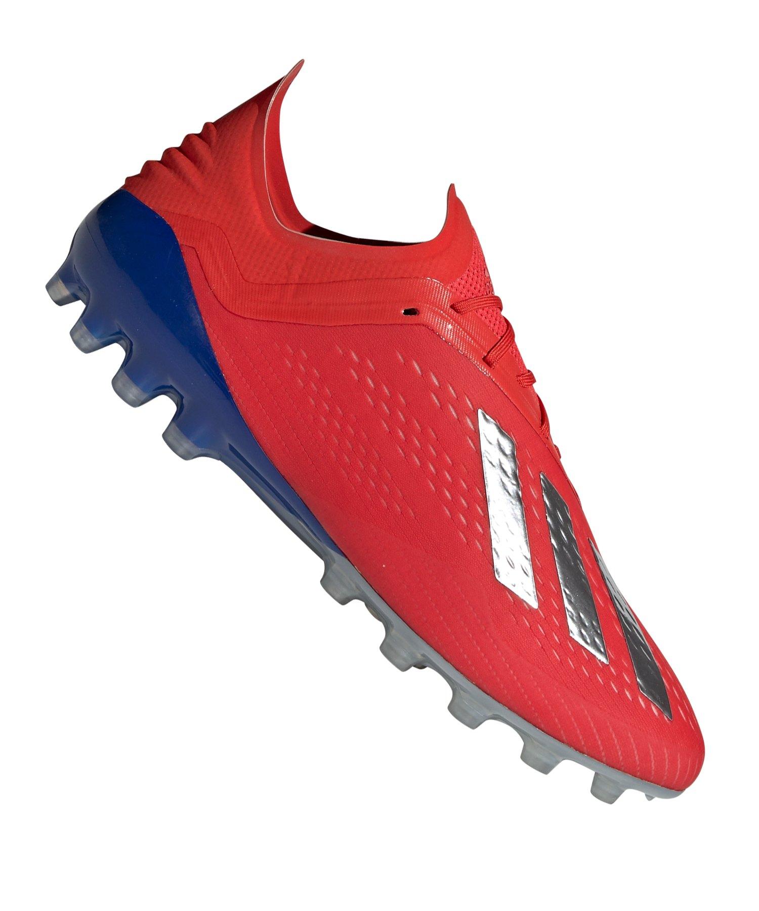 quality design b0b10 b2e32 adidas X 18.1 AG Rot Blau - rot