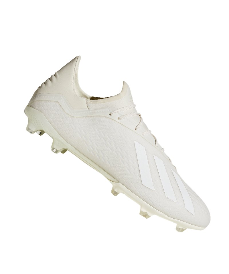 huge selection of d5a74 8c99f adidas X 18.2 FG Weiss