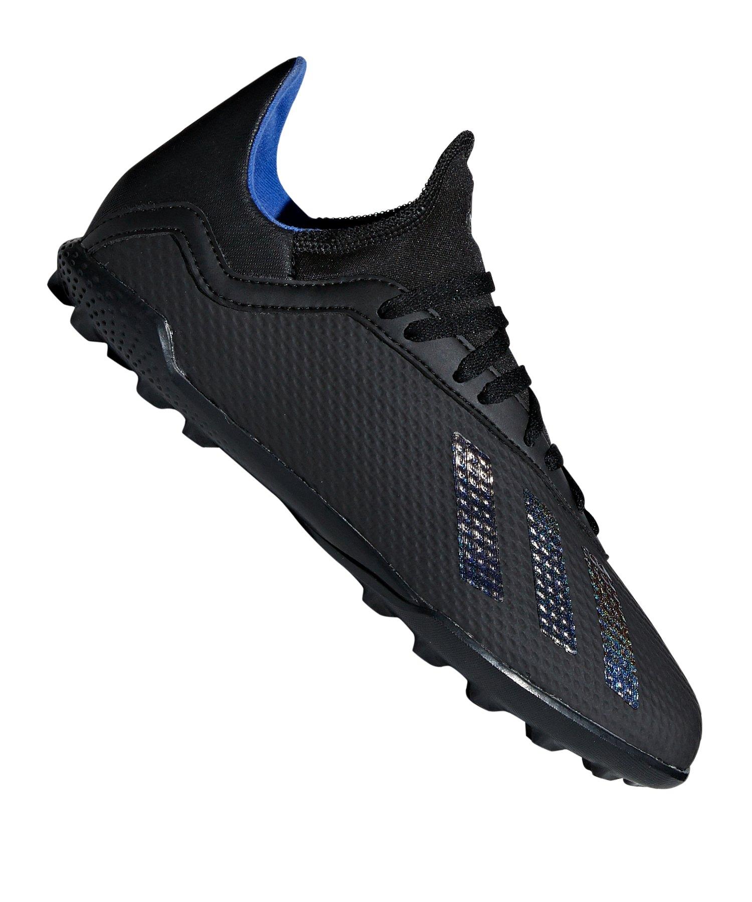 adidas X 18.3 TF J Kids Schwarz