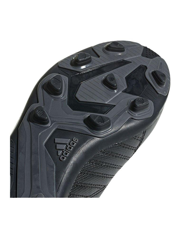 80b923036423e3 ... adidas X 18.4 FxG J Kids Schwarz - schwarz ...
