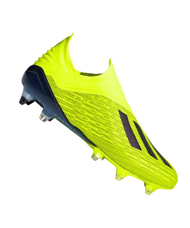 buy online b6177 ab513 adidas X 18+ SG Gelb Schwarz - gelb