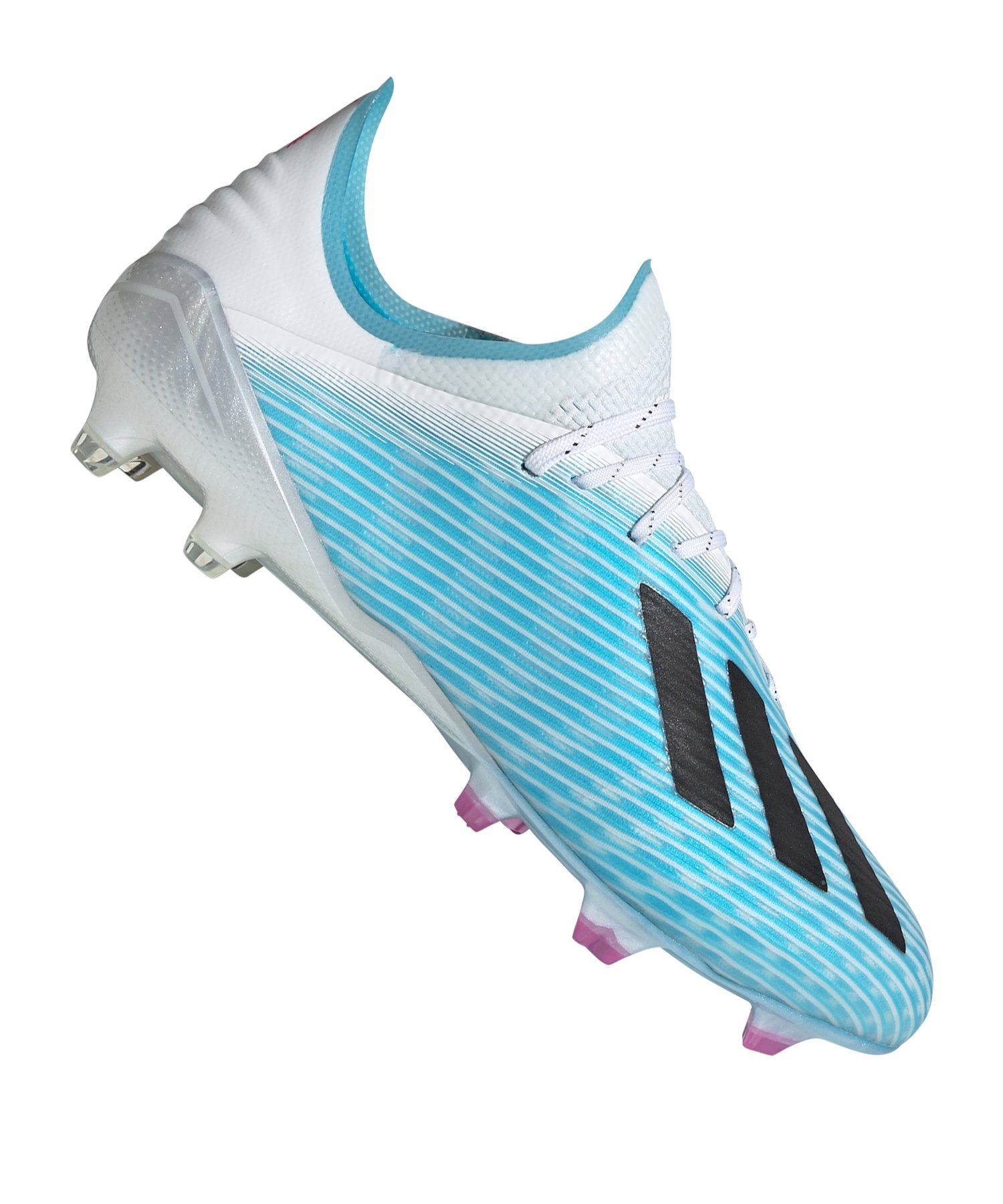adidas schuh air türkis blau
