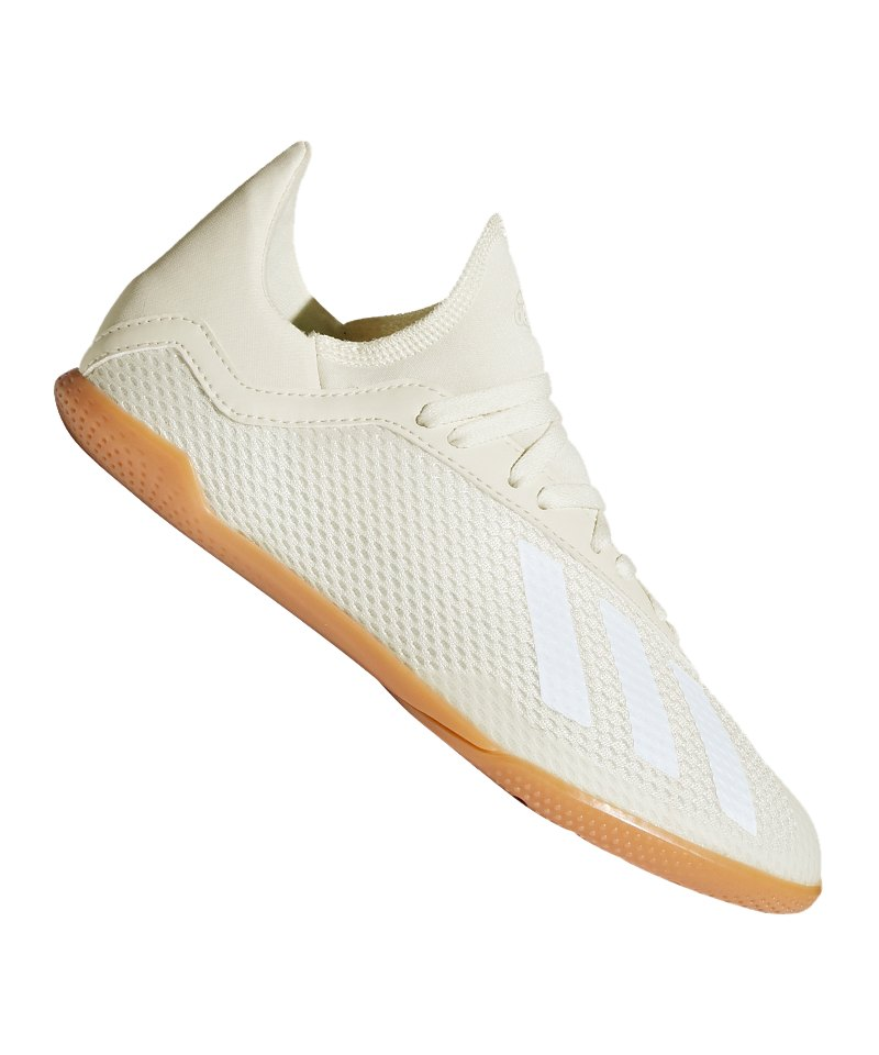 cheap for discount 5b5a4 9c1fc adidas X Tango 18.3 IN Halle J Kids Weiss - weiss