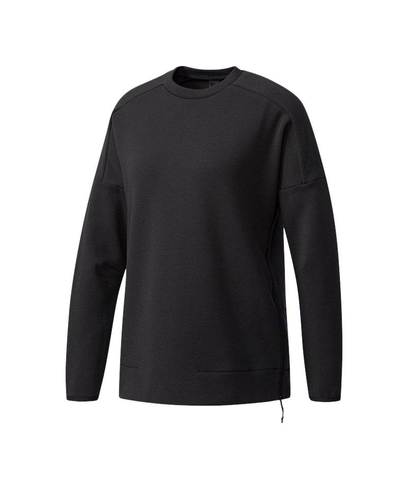 a1fa718143 adidas Z.N.E. Crew 2 Sweatshirt Schwarz   Lifestyle   Bekleidung ...