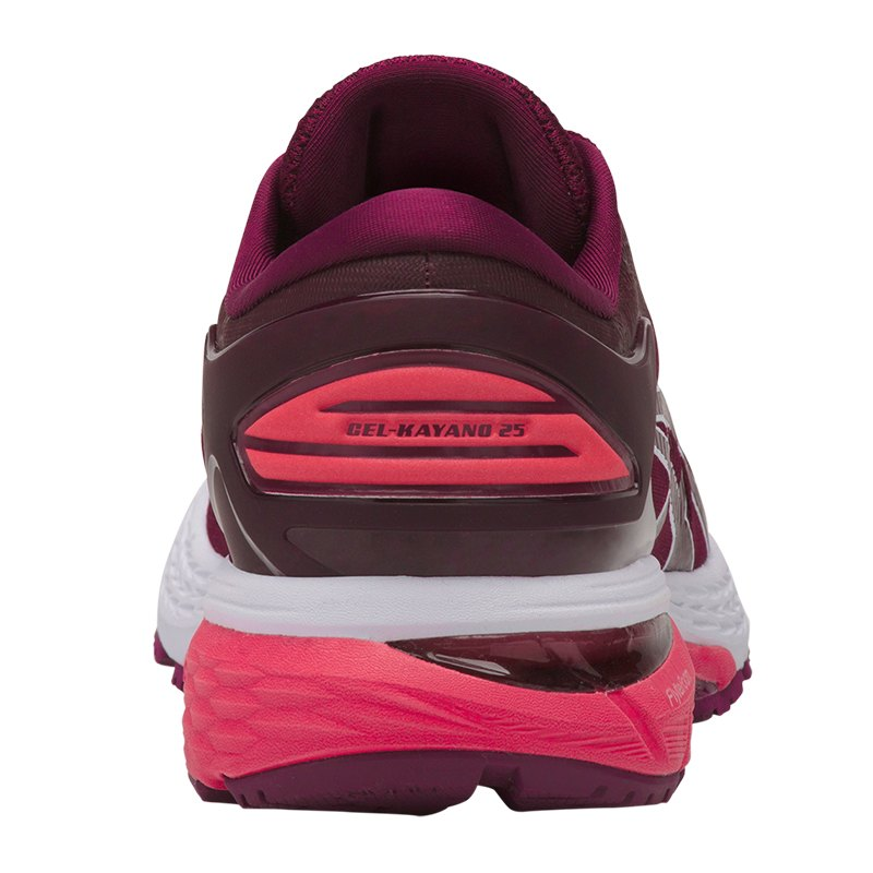 6b1850910655ea ... Asics Gel-Kayano 25 Running Damen Rot Pink F500 - rot ...