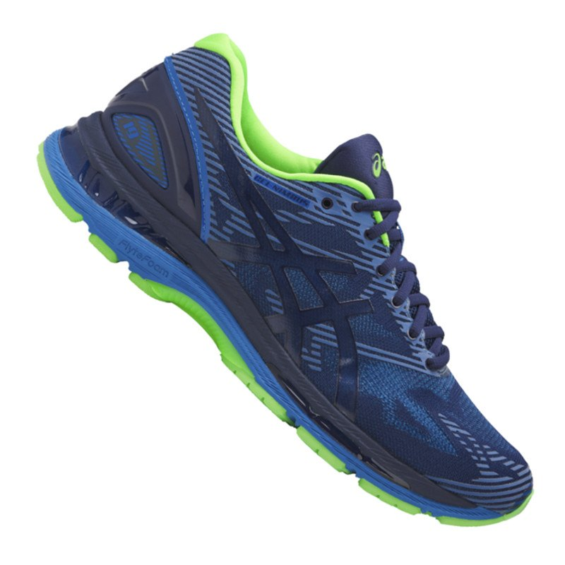 c690b8e55e11bc Asics Gel-Nimbus 19 Lite-Show Running Blau F4943 - blau