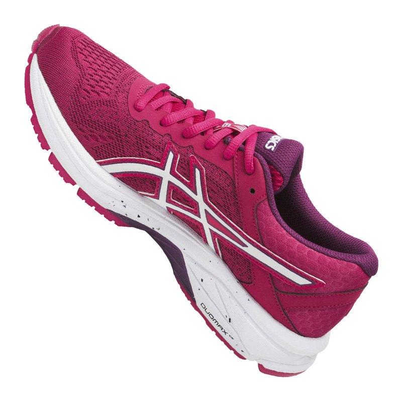 Asics GT-1000 6 Running Damen Pink Weiss F2001   Laufschuhe   Joggen ... 1ef4577b6a