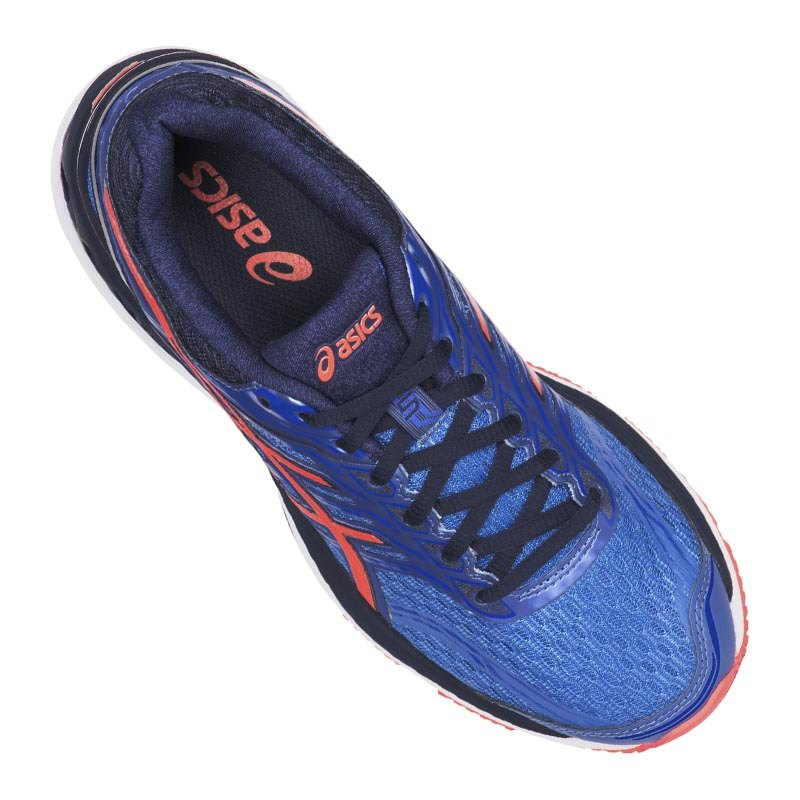 Asics GT 2000 5 Running Damen Blau Orange F4006