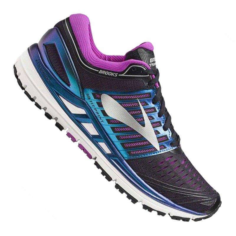 Brooks Transcend 5 Damen Laufschuh pink Größe 42,5
