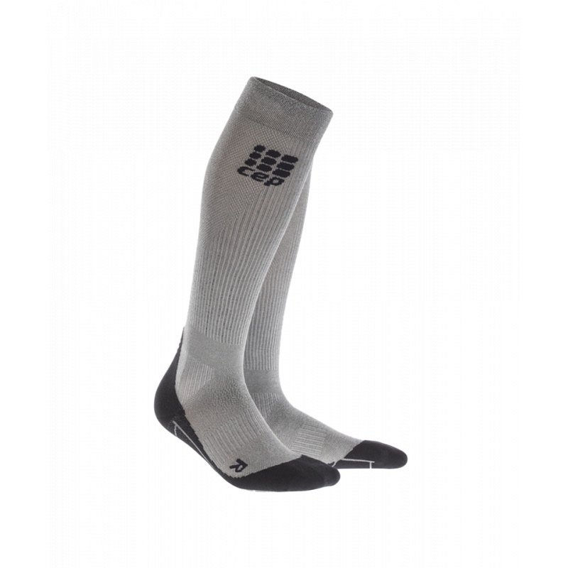cep metalized socks socken running damen silber. Black Bedroom Furniture Sets. Home Design Ideas