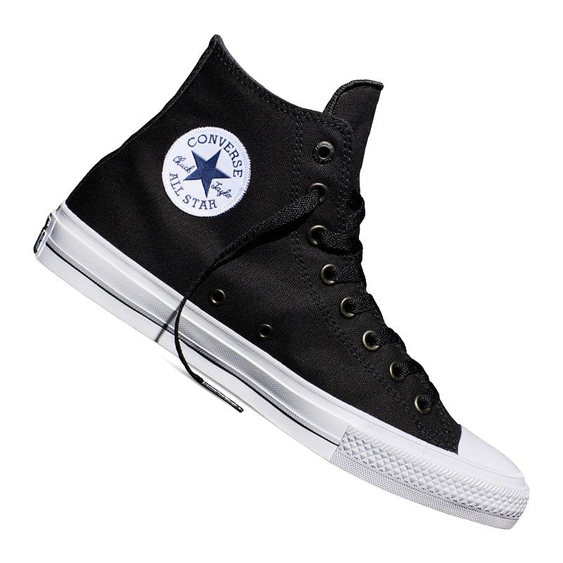 12a84c4ecb3e06 ... discount code for converse chuck taylor all star ii high schwarz  schwarz 2f49b c2a02
