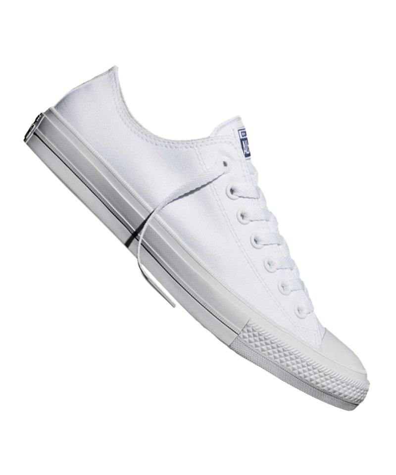 converse chuck taylor all star ii sneaker weiss. Black Bedroom Furniture Sets. Home Design Ideas