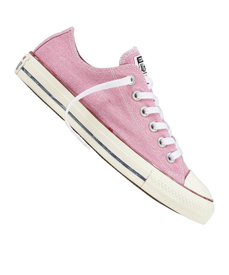Converse flach rosa 159542C Gr.37,5