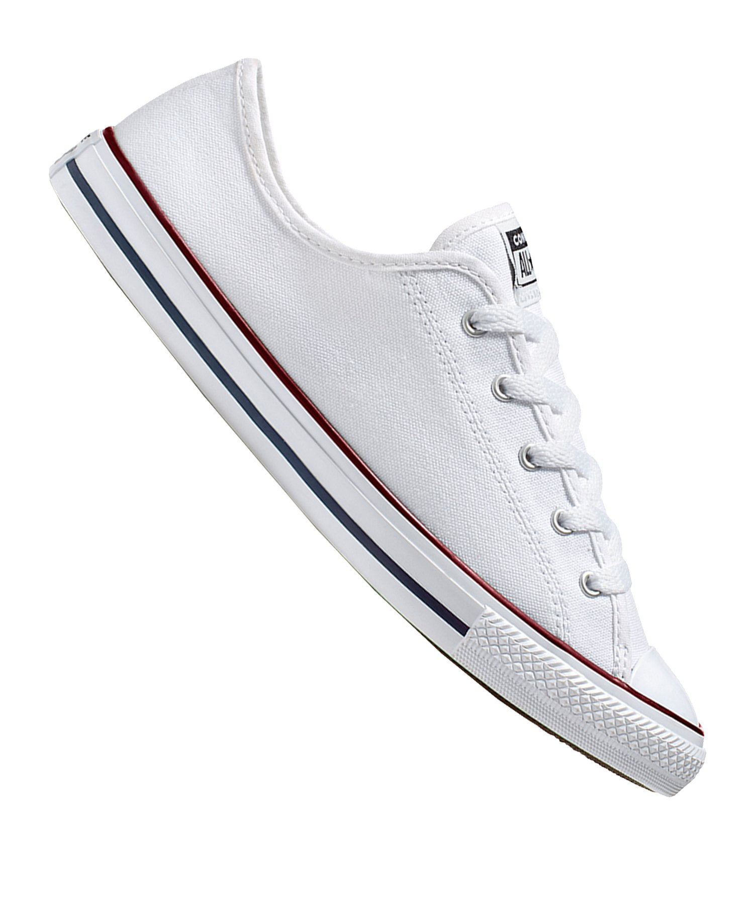 premium selection 1d901 7848f Converse Chuck Taylor AS Dainty OX Damen Weiss