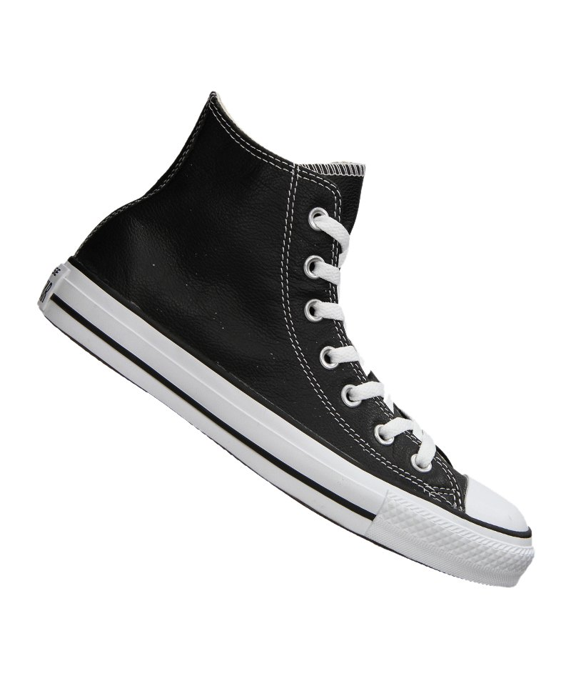 new arrivals 8e5f2 0d4f1 Converse Chuck Taylor AS High Leather Schwarz