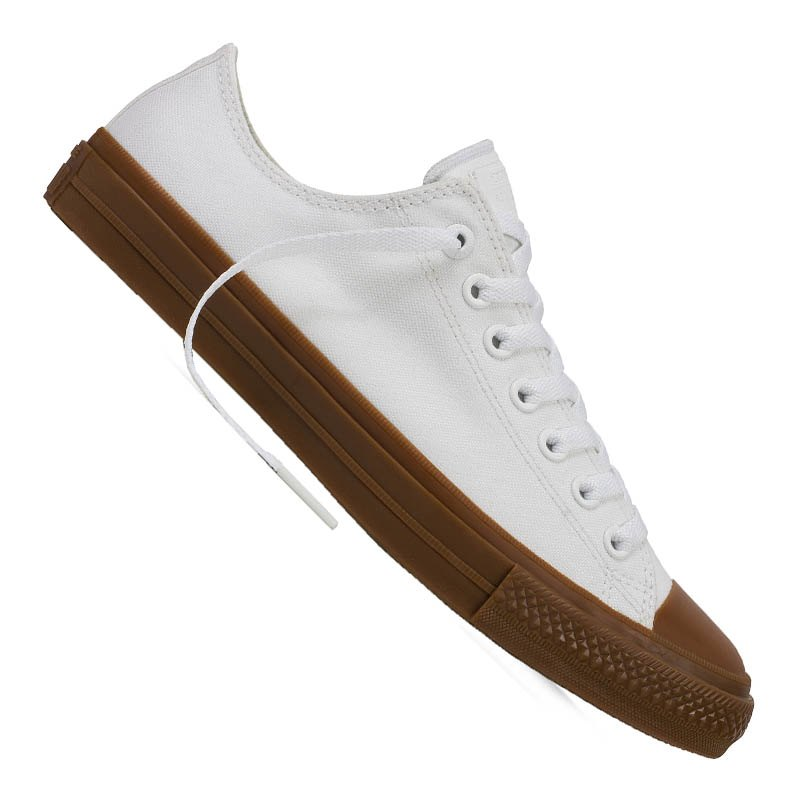 Converse Chuck Taylor AS II Low Sneaker Weiss