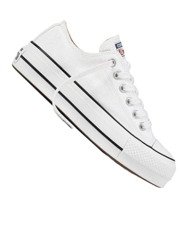 Converse Chuck Taylor AS Lift OX Damen Weiss F102