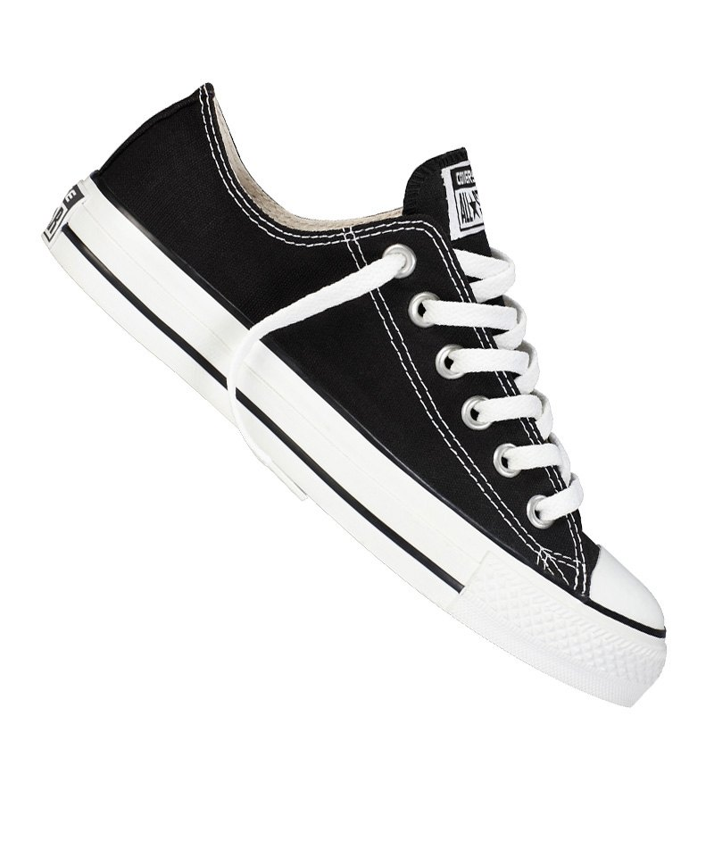 Converse Chuck Taylor AS Low Sneaker Schwarz F001
