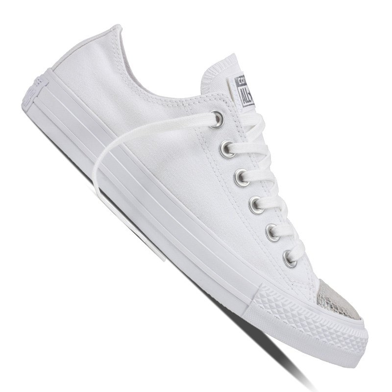 converse chuck taylor as sneaker damen weiss lifestyle. Black Bedroom Furniture Sets. Home Design Ideas