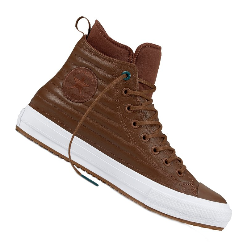 new arrival efa07 9610e Converse Chuck Taylor AS Waterproof Boot Braun