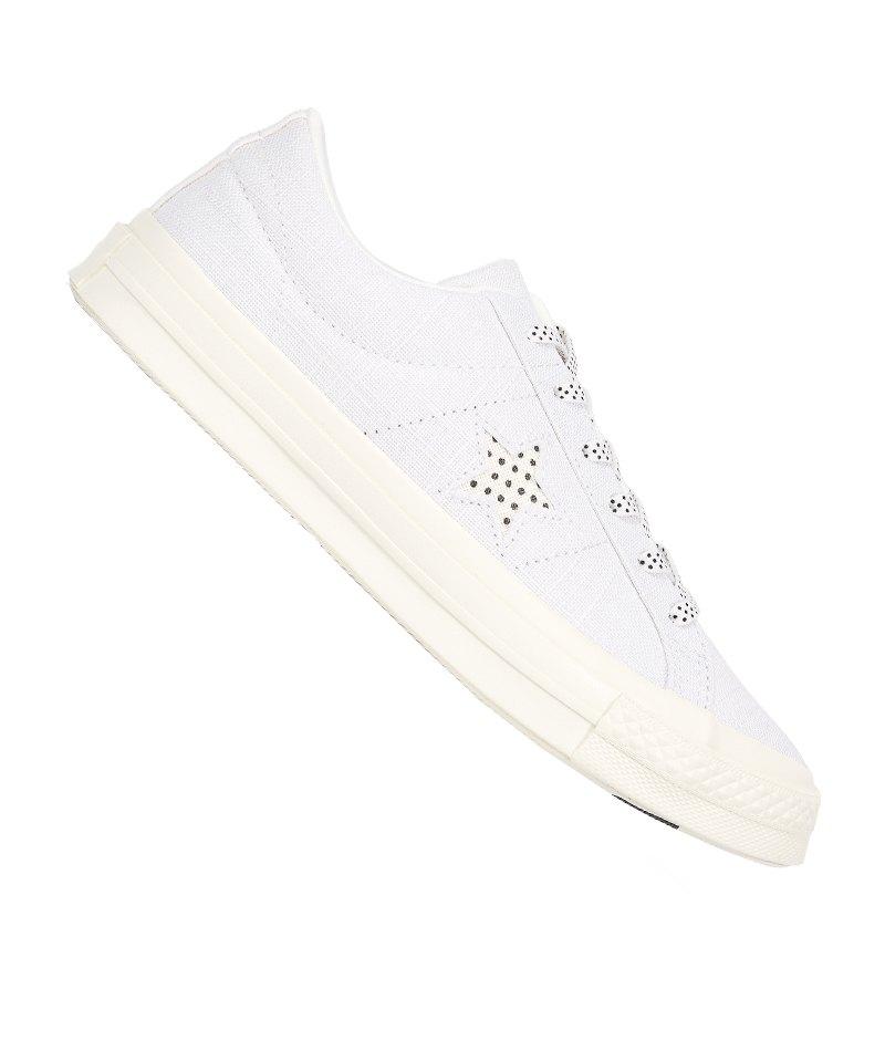 Converse One Star OX Sneaker Damen Weiss F102