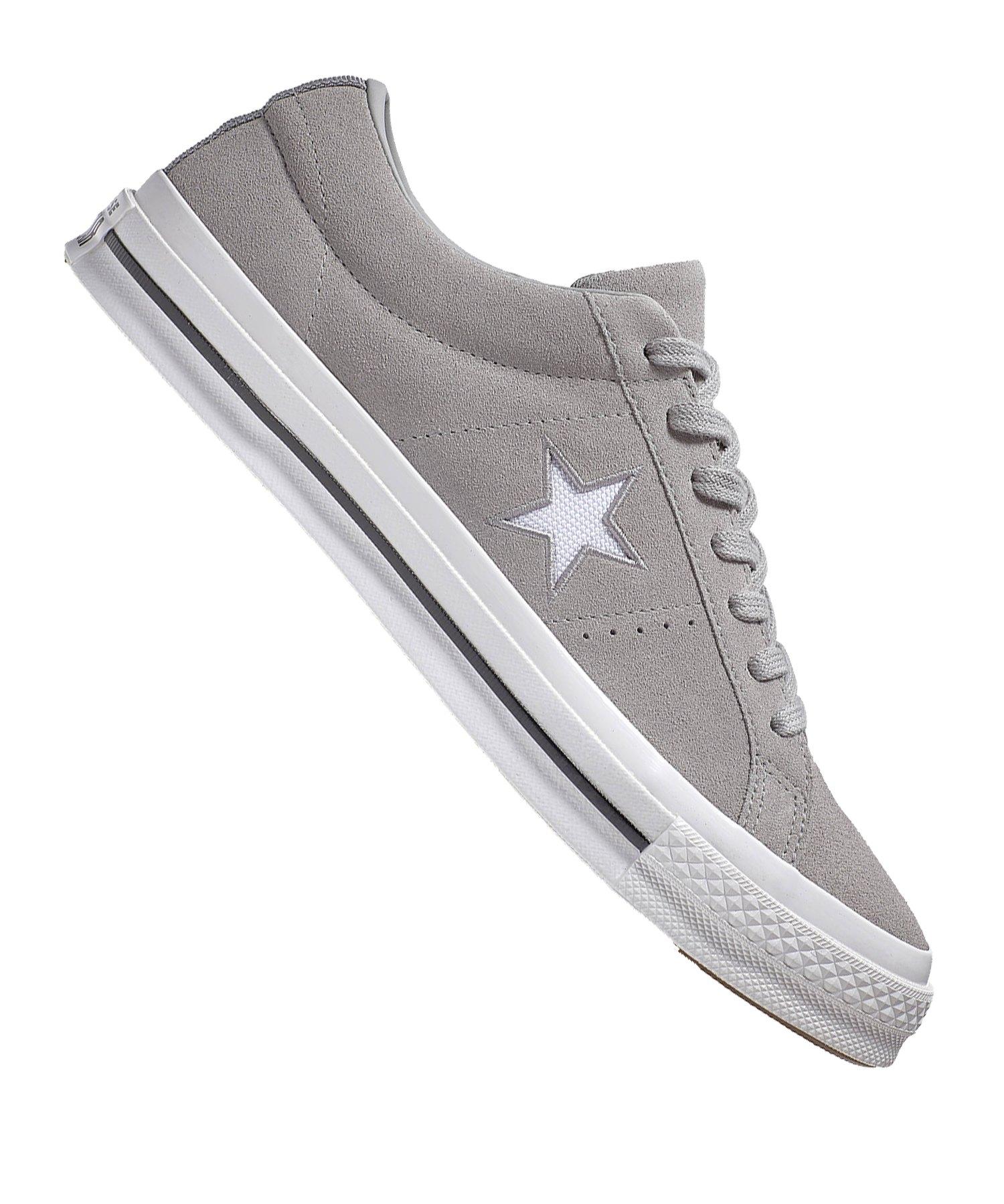 39316c937ec19 ... best converse one star ox sneaker grau f020 grau abdb5 7eecc