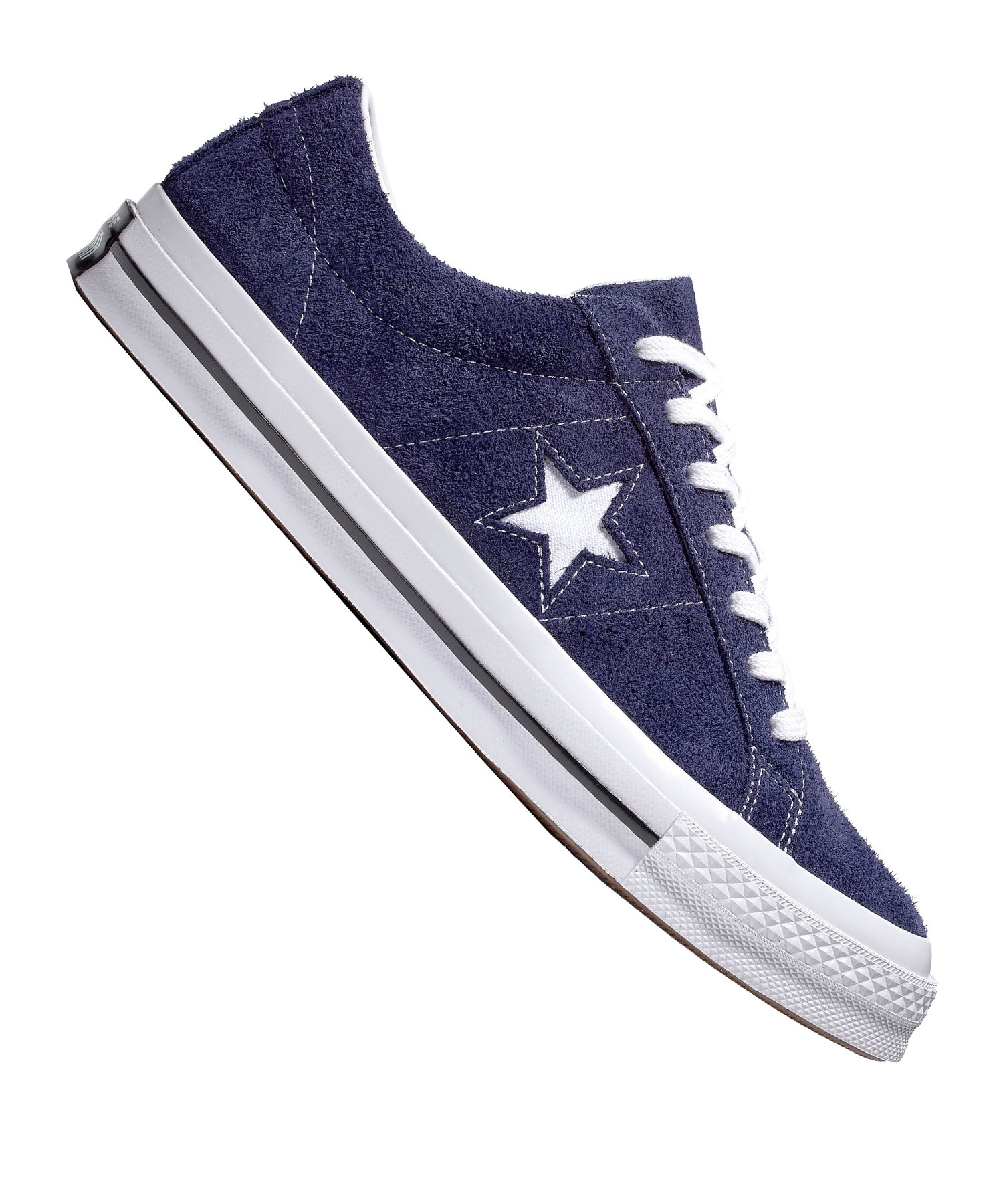 Converse One Star Ox Schuhe lila