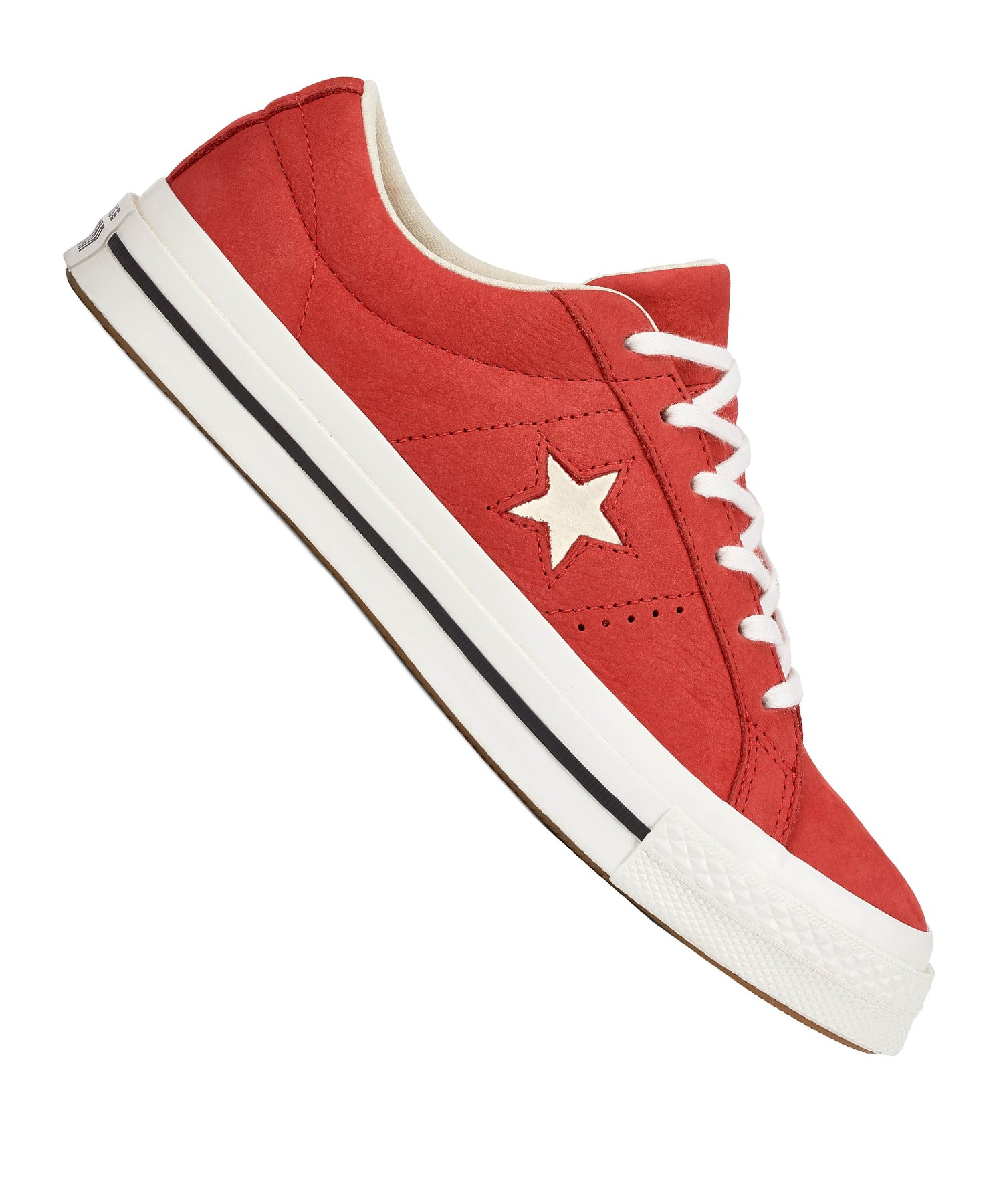 Converse One Star OX Sneaker Rot F682