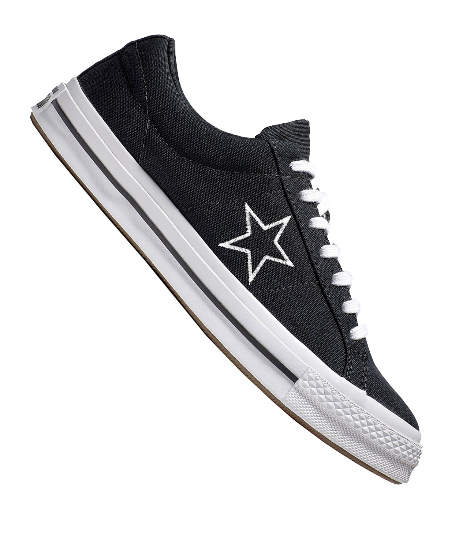 c781afbb11 Converse One Star OX Sneaker Schwarz F007 |Streetstyle | Freizeit ...