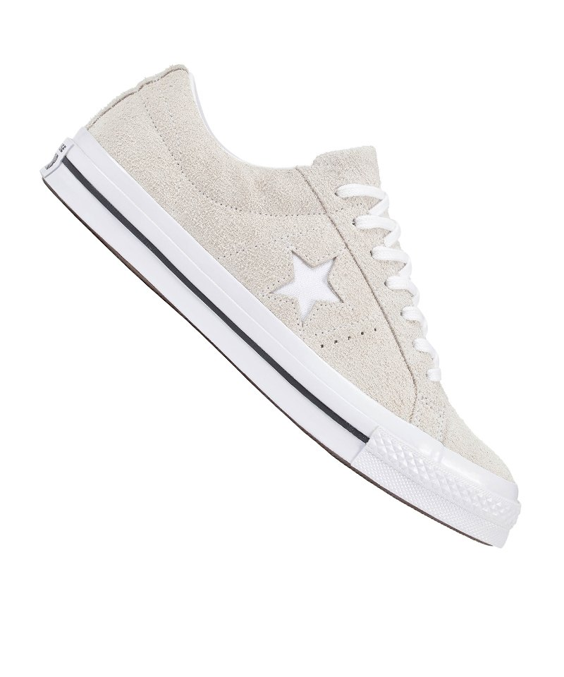 Converse One Star OX Sneaker Weiss F100