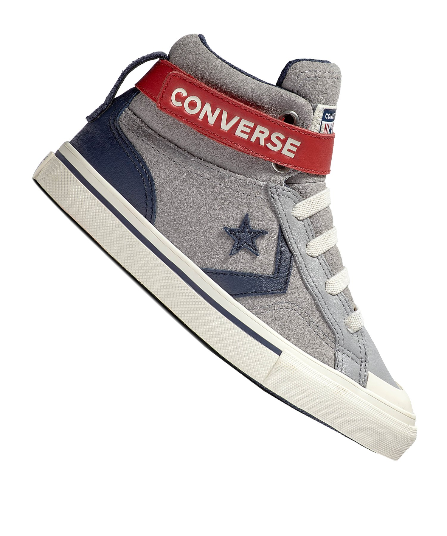 Kinder Schuhe Sneaker Converse Pro Blaze Strap High Sneaker