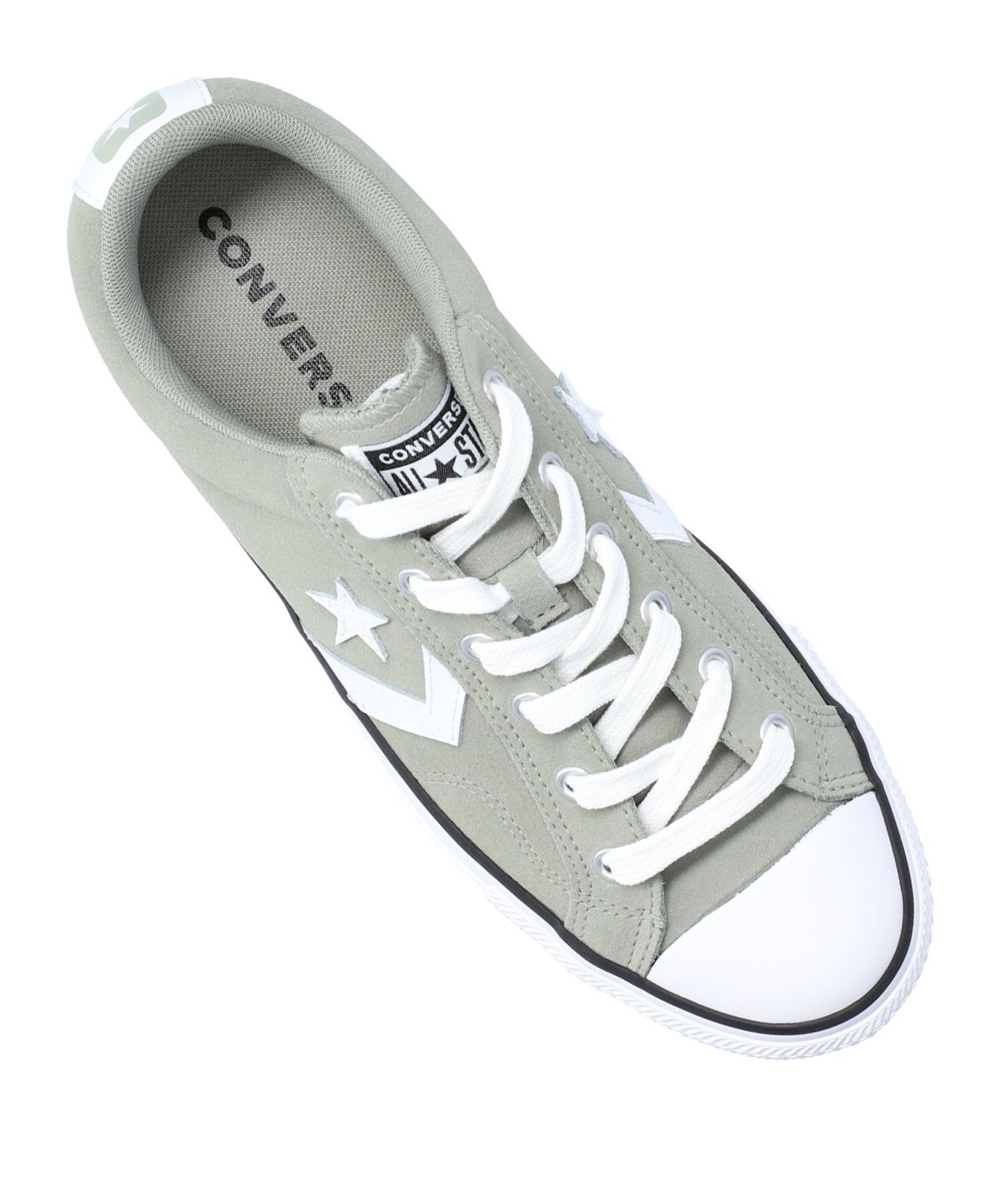 Converse Star Player OX Sneaker Grün F372