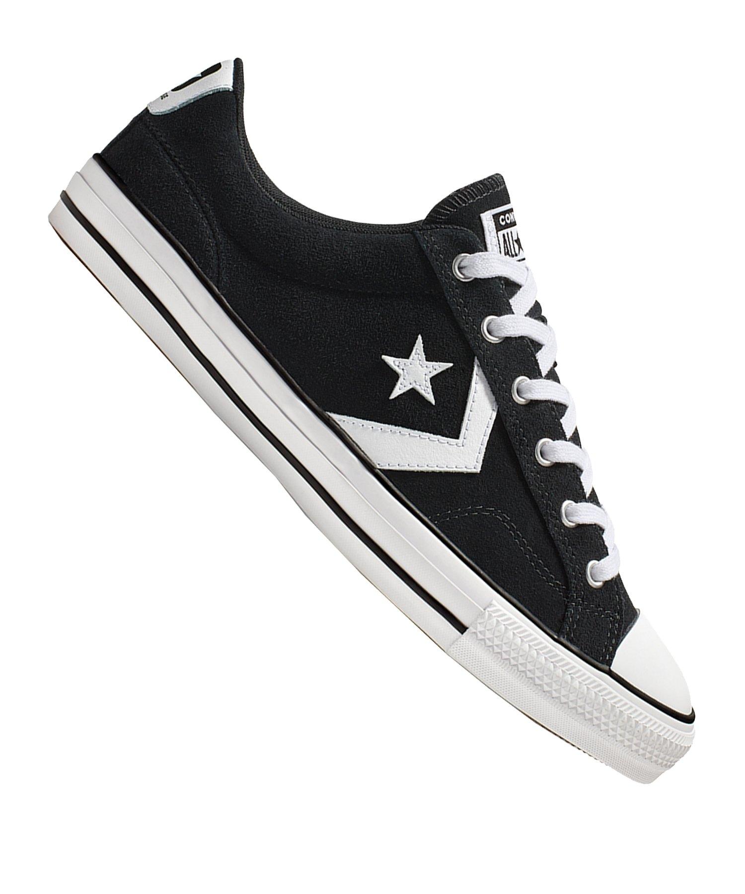 Converse Star Player OX Sneaker Schwarz F007