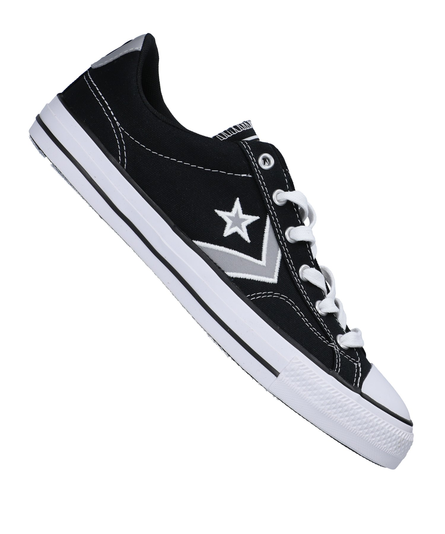 Converse Star Player OX Sneaker Schwarz F064