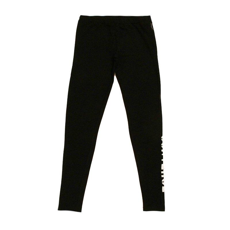 converse stencil legging damen schwarz f001 frauenbekleidung woman lifestyle freizeit. Black Bedroom Furniture Sets. Home Design Ideas