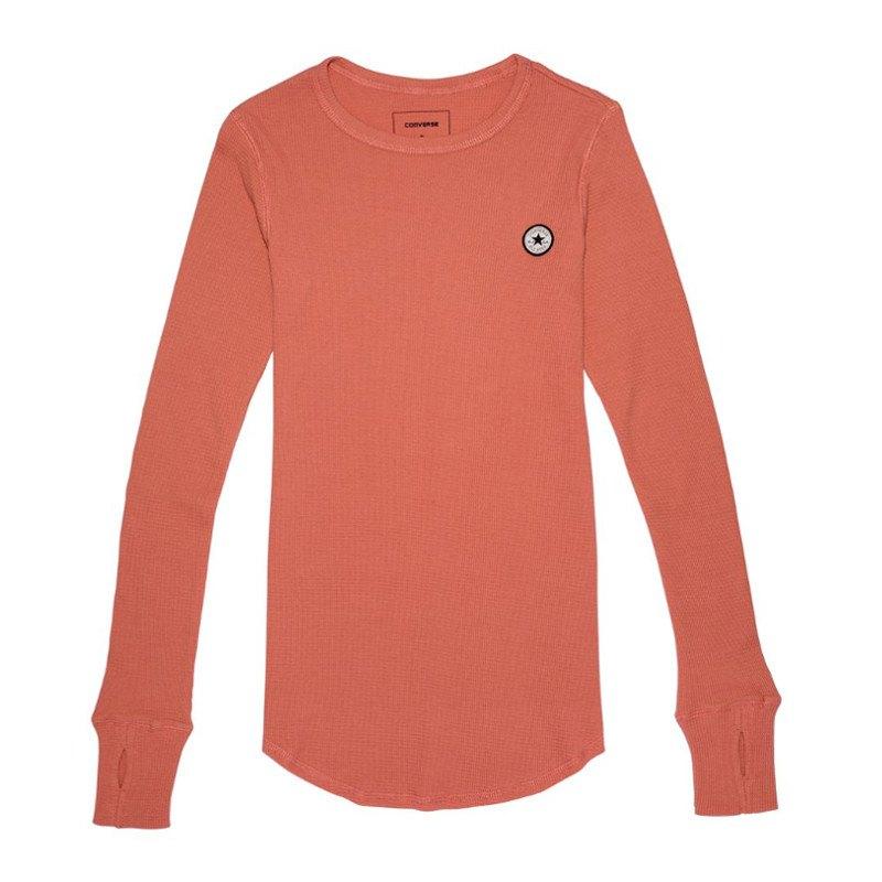 converse thermal longsleeve shirt damen f689. Black Bedroom Furniture Sets. Home Design Ideas