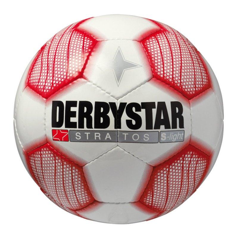 derbystar stratos super light 300 gramm weiss rot. Black Bedroom Furniture Sets. Home Design Ideas